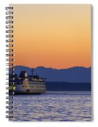 Coming Home Spiral Notebook
