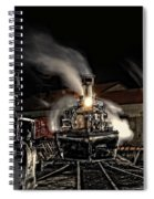 Coming In Tonight Spiral Notebook