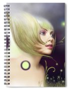 Coming Of Spring - Equinoxes Spiral Notebook