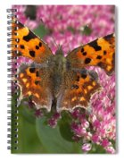 Comma 2 Spiral Notebook