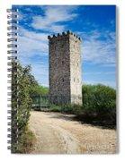 Commanche Park Tower Spiral Notebook