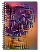 Command Central Spiral Notebook