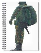 Commando 02 Spiral Notebook