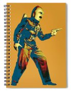 Commando Cody 1 Spiral Notebook