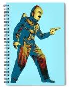 Commando Cody 2 Spiral Notebook