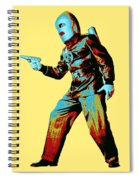 Commando Cody 3 Spiral Notebook