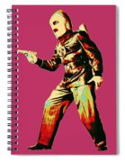 Commando Cody 4 Spiral Notebook