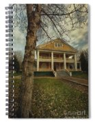 Commissioner's Residence Spiral Notebook