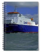 Commodore Goodwill Spiral Notebook