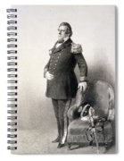 Commodore Matthew Calbraith Perry Spiral Notebook