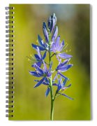 Common Camas Spiral Notebook