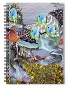 Common Ground Spiral Notebook