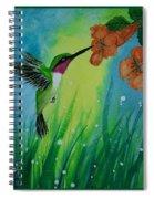 Communion Spiral Notebook