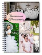 Communion Photography Spiral Notebook