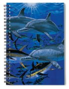 Companions Off00117 Spiral Notebook