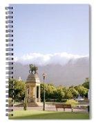 Company Gardens Spiral Notebook