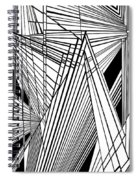 Compassion West Two Spiral Notebook