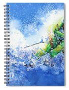 Competitive Edge Spiral Notebook