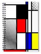 Composition 100 Spiral Notebook