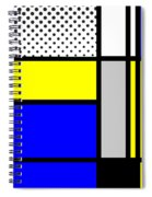 Composition 103 Spiral Notebook
