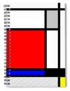 Composition 104 Spiral Notebook