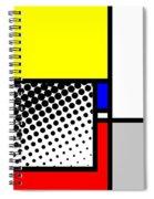 Composition 115 Spiral Notebook