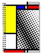 Composition 116 Spiral Notebook