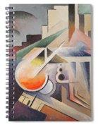Composition Spiral Notebook