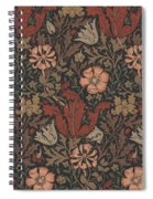 Compton Design Spiral Notebook
