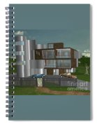 Concept Home Spiral Notebook