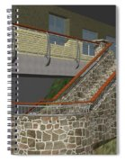 Concept Railing Spiral Notebook