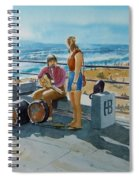 Concert In The Sun To An Audience Of One Spiral Notebook