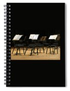 Concert Time Out Spiral Notebook