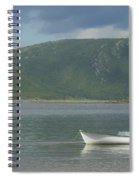 Conche Harbor Spiral Notebook