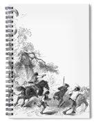 Concord: Minutemen, 1775 Spiral Notebook