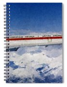Concorde Spiral Notebook
