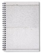 Concrete Blocks Texture Spiral Notebook