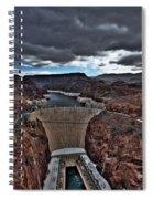 Concrete Canyon Spiral Notebook