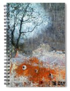 Concrete Gardens Spiral Notebook