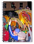 Conde Cavaliers Beer Thirty Spiral Notebook