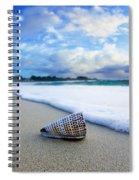 Cone Foam Spiral Notebook