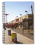 Coney Island Memories 8 Spiral Notebook