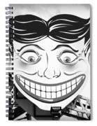Coney Smile Spiral Notebook