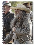 Confederate Soldier Spiral Notebook