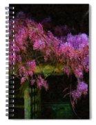 Confetti Of Blossoms Spiral Notebook