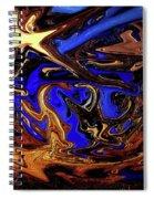 Confrontation  Spiral Notebook