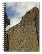 Cong Abbey, Ireland Spiral Notebook