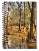 Congaree National Park Spiral Notebook