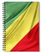 Congo Flag Spiral Notebook