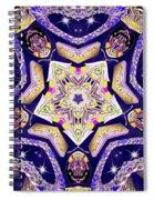 Conjuring Midnight Spiral Notebook